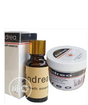 Andrea Quick Bald/Hair Growth Cream and Oil | Hair Beauty for sale in Lagos State, Amuwo-Odofin