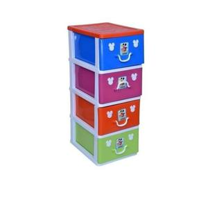 Plastic Storage Baby Cabinet 4layers | Children's Furniture for sale in Lagos State, Lagos Island (Eko)