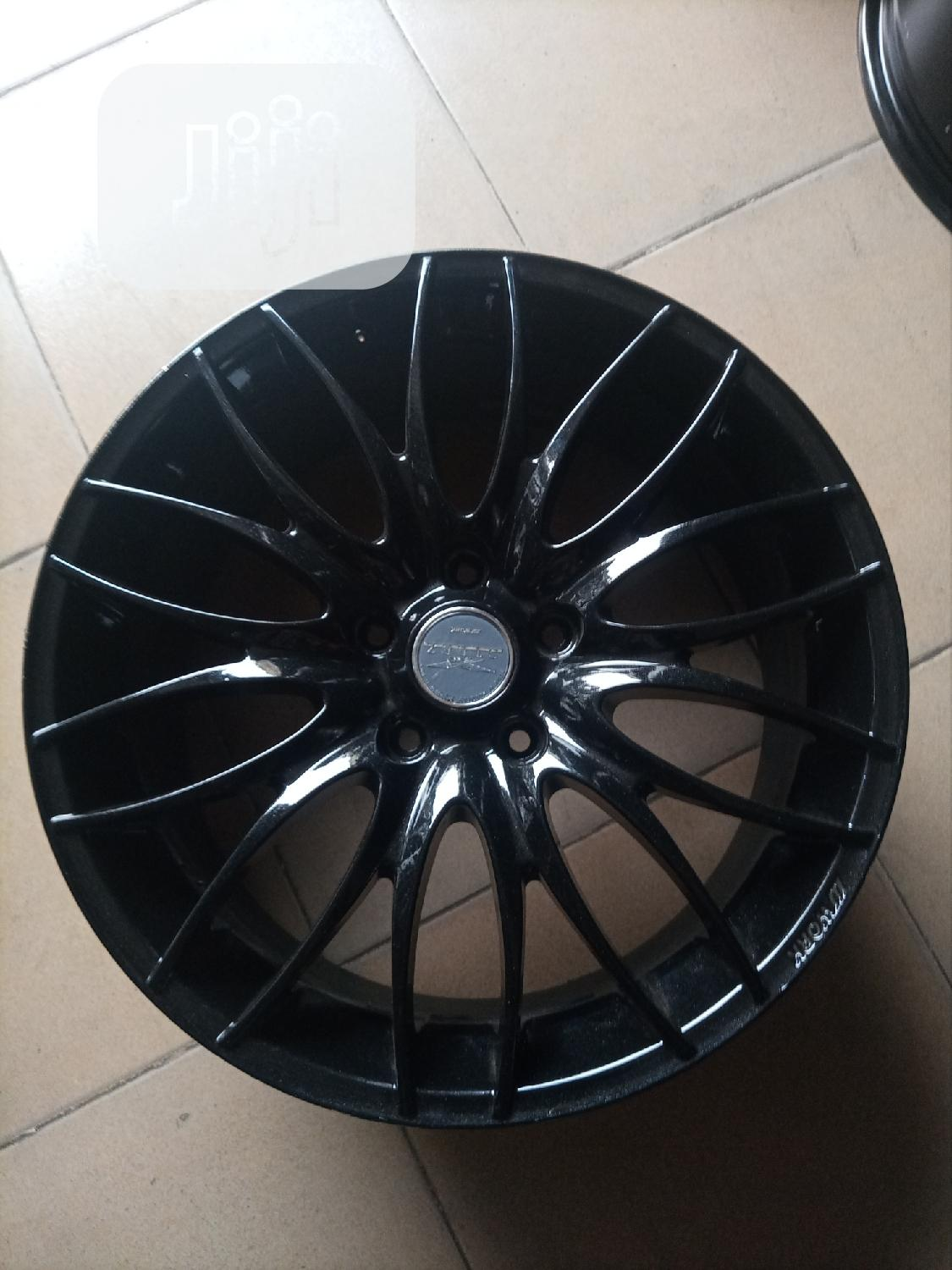 Size 18 in Available Any Car It Can Work Etc | Vehicle Parts & Accessories for sale in Mushin, Lagos State, Nigeria