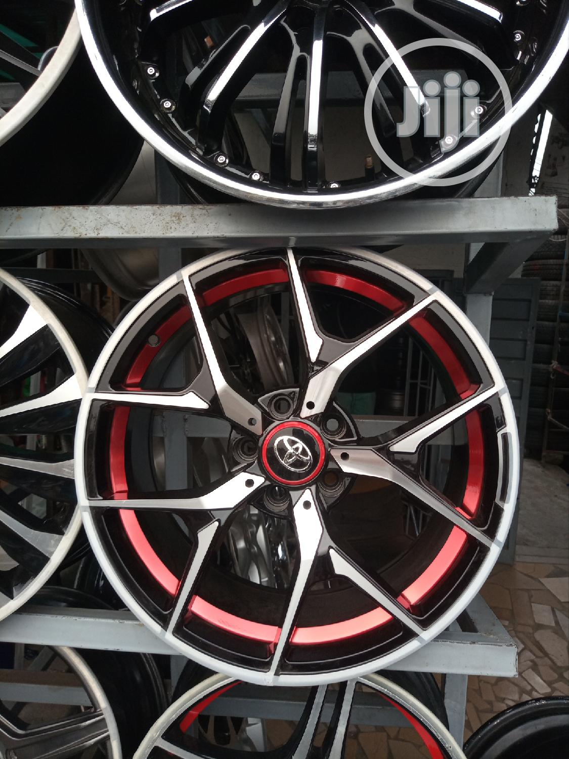 Size 18 and 17 Inches Available Any Carlikebenz Toyota Lexus