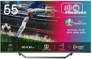 Hisense Premium Uled 4K Smart Tv. 55u7qf   TV & DVD Equipment for sale in Lagos State, Ojo