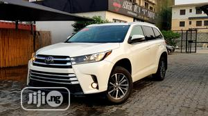 Toyota Highlander 2018 XLE 4x4 V6 (3.5L 6cyl 8A) White   Cars for sale in Lagos State, Lekki