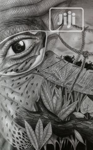 Abstrakt Pencil Artwork | Arts & Crafts for sale in Rivers State, Port-Harcourt
