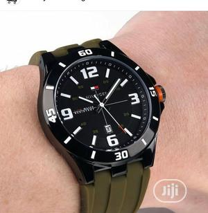 Tommy Hilfiger Rubber Strap Watch   Watches for sale in Lagos State, Lagos Island (Eko)