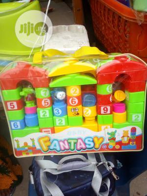 Kids Learning Building Blocks | Toys for sale in Lagos State, Lagos Island (Eko)