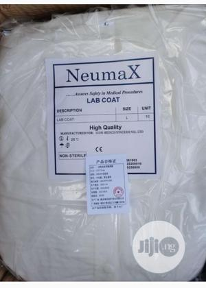 Neumax Lab Coat   Medical Supplies & Equipment for sale in Abuja (FCT) State, Wuse