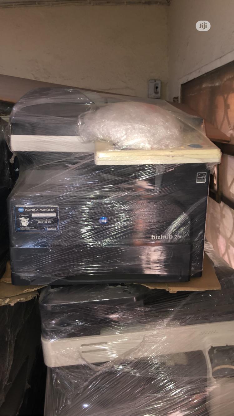 Bizhub 25E Photocopier   Printers & Scanners for sale in Surulere, Lagos State, Nigeria