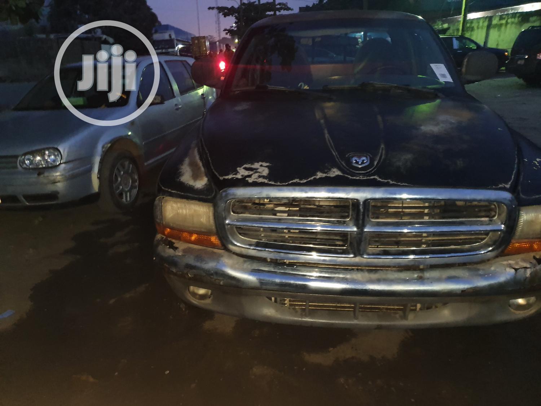 Dodge Dakota 2000 GPR Black   Cars for sale in Surulere, Lagos State, Nigeria