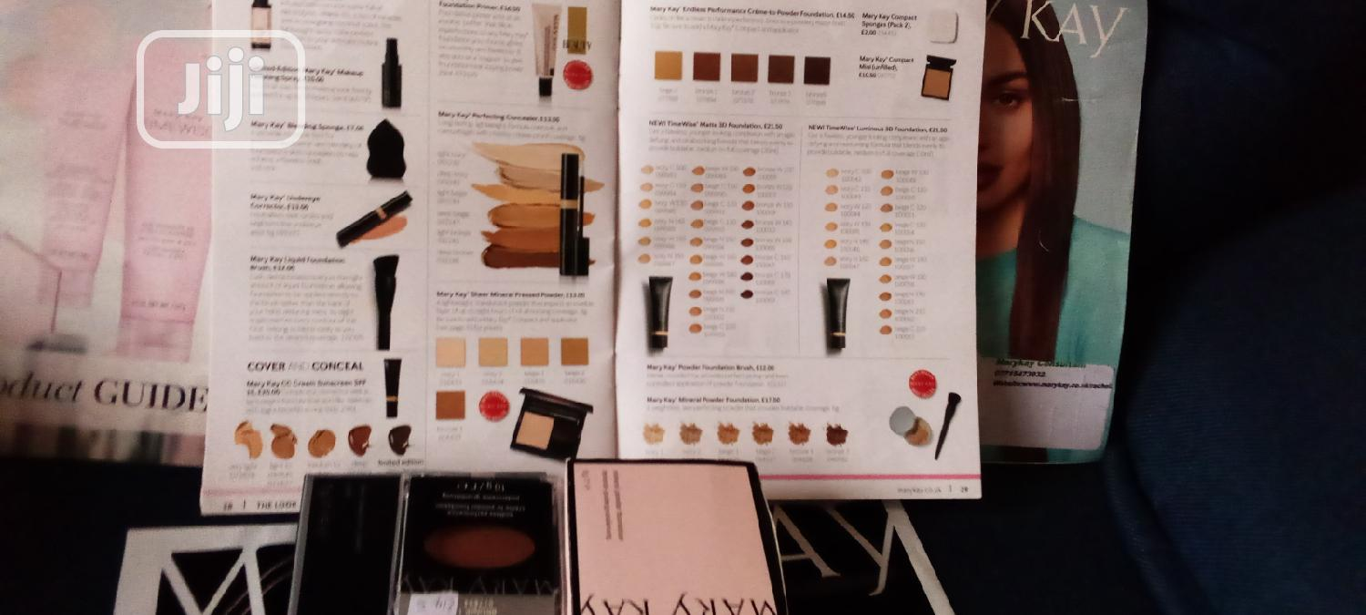 Archive: Mary Kay Foundation and Powder