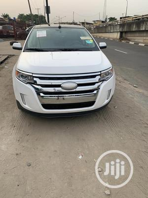 Ford Edge 2012 White | Cars for sale in Lagos State, Surulere