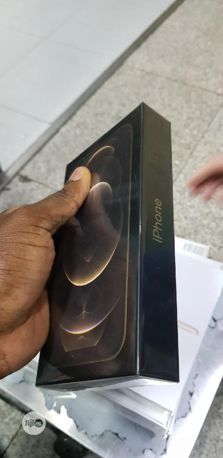 New Apple iPhone 12 Pro Max 256GB Gold | Mobile Phones for sale in Ikeja, Lagos State, Nigeria