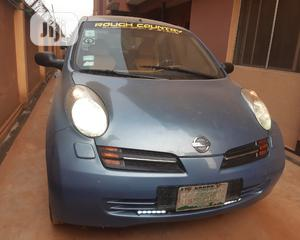 Nissan March 2003 Blue | Cars for sale in Lagos State, Ikotun/Igando