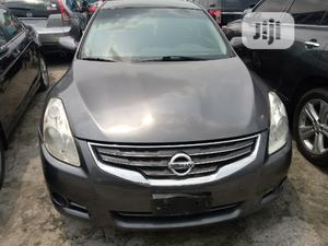 Nissan Altima 2012 2.5 Gray | Cars for sale in Rivers State, Port-Harcourt