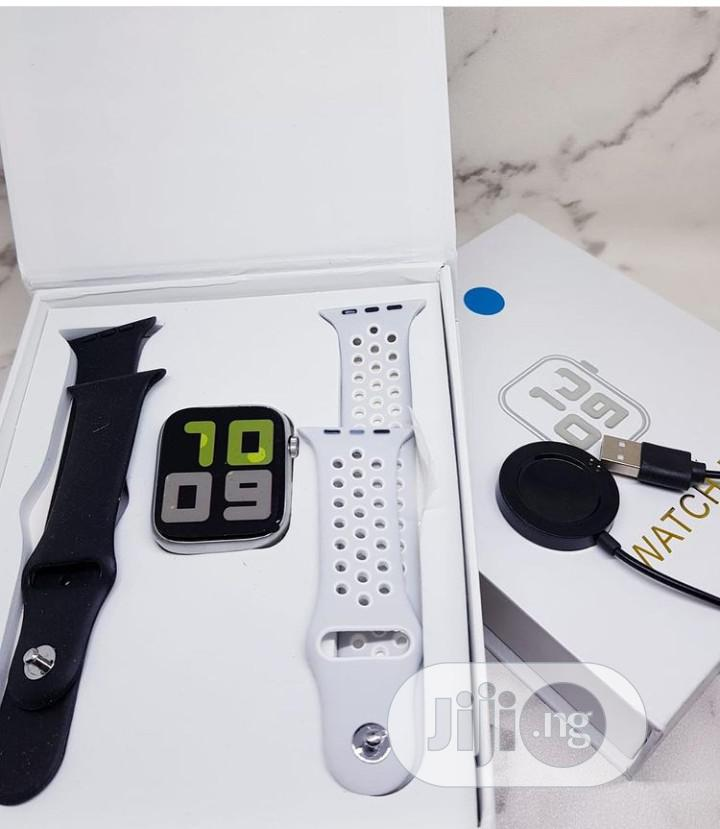 Brand New T55/T500 Series 5 Series 6 Smart Watch | Smart Watches & Trackers for sale in Port-Harcourt, Rivers State, Nigeria