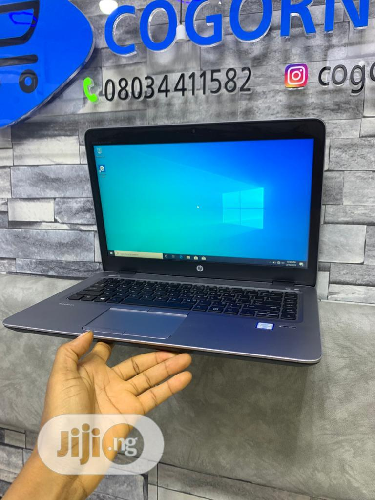 Laptop HP EliteBook 840 G3 8GB Intel Core I7 HDD 1T | Laptops & Computers for sale in Ikeja, Lagos State, Nigeria