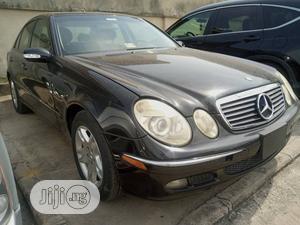 Mercedes-Benz E350 2004 Black   Cars for sale in Lagos State, Amuwo-Odofin