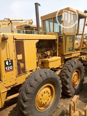 Caterpillar 12G Grader for Sale | Heavy Equipment for sale in Lagos State, Surulere