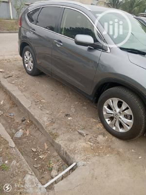 Honda CR-V 2012 Gray | Cars for sale in Lagos State, Amuwo-Odofin