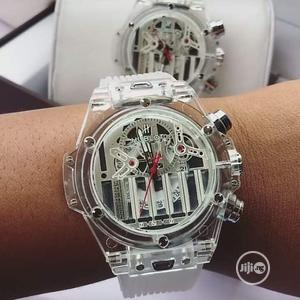 Hublots Transparent | Watches for sale in Lagos State, Amuwo-Odofin