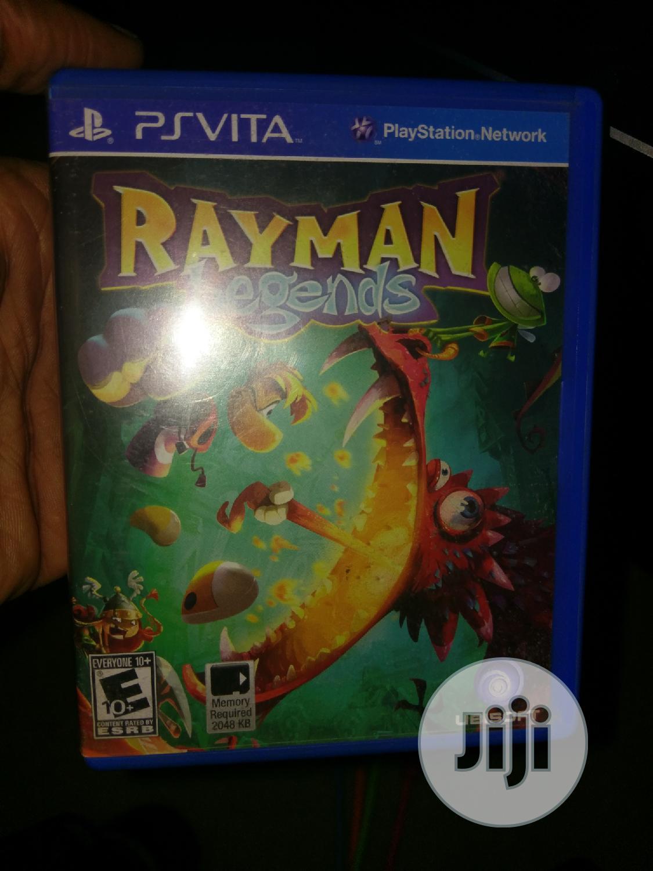 Archive: Ps Vita Rayman Legends