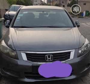 Honda Accord 2008 2.0 Comfort Gray | Cars for sale in Lagos State, Lekki