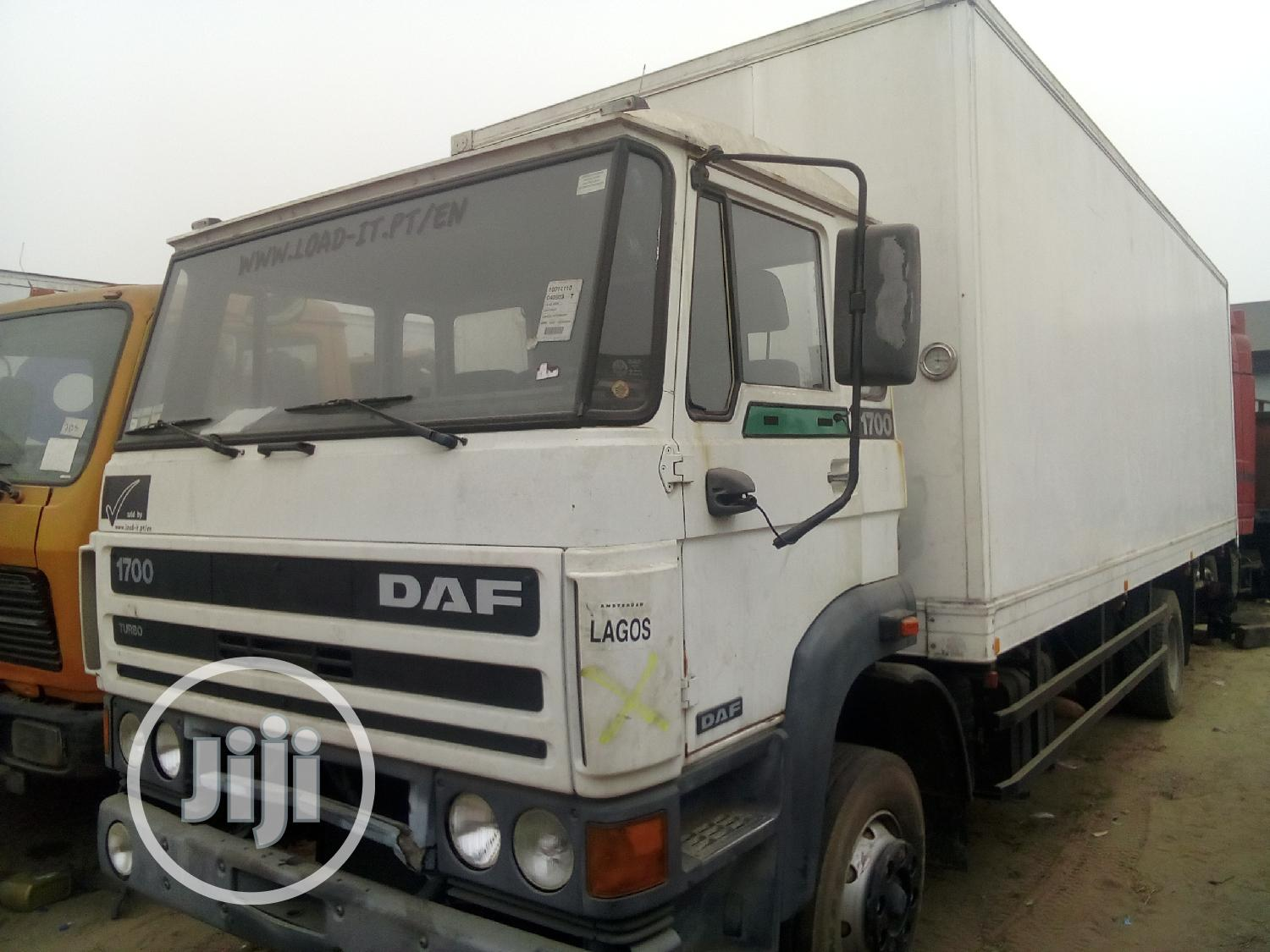 DAF :1700: Container Body