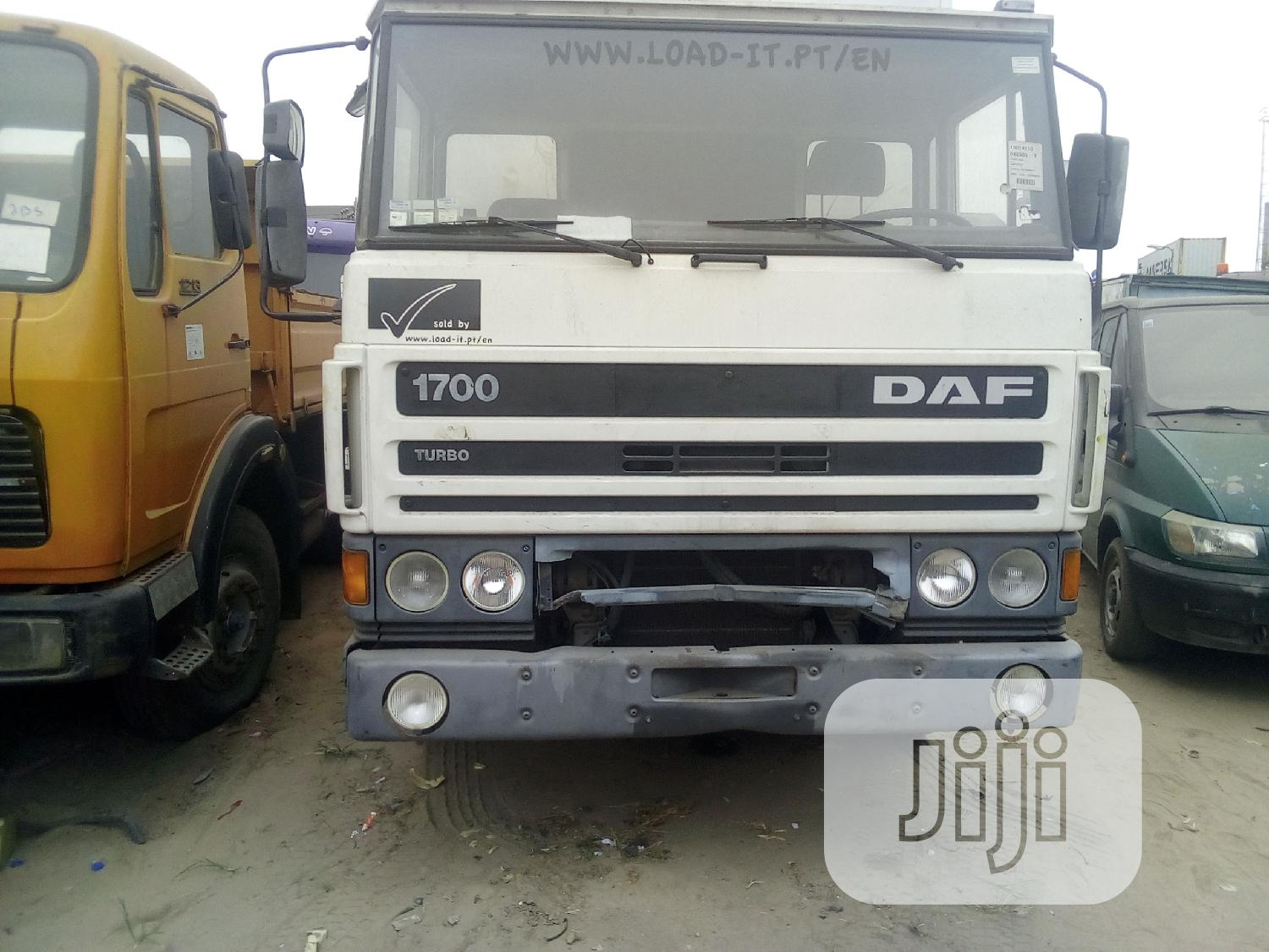 DAF :1700: Container Body | Trucks & Trailers for sale in Apapa, Lagos State, Nigeria