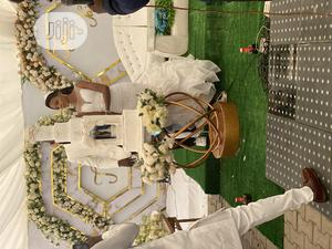 5 Tier Wedding Cake   Party, Catering & Event Services for sale in Lagos State, Agboyi/Ketu