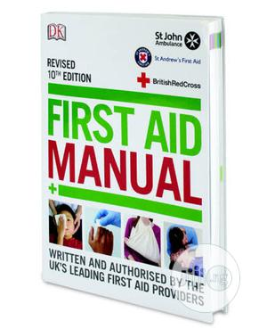First Aid Manual Book   Books & Games for sale in Lagos State, Surulere