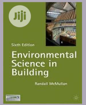 Environmental Science in Building   Books & Games for sale in Lagos State, Surulere