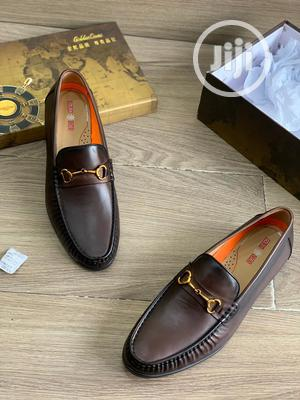 Golden Coxes Slip on Shoes | Shoes for sale in Lagos State, Lagos Island (Eko)
