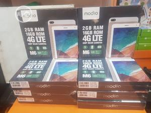 New Modio M6 16 GB Black   Tablets for sale in Lagos State, Ikeja