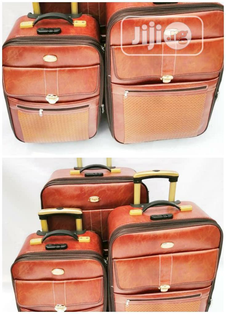 Three Set of Leather Box | Bags for sale in Lagos Island (Eko), Lagos State, Nigeria