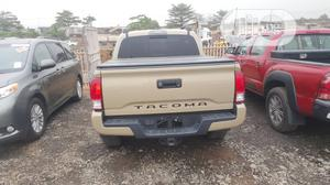 Toyota Tacoma 2018 Beige | Cars for sale in Lagos State, Ojodu