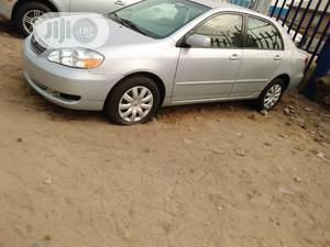 Toyota Corolla 2006 LE Silver | Cars for sale in Lagos State, Isolo