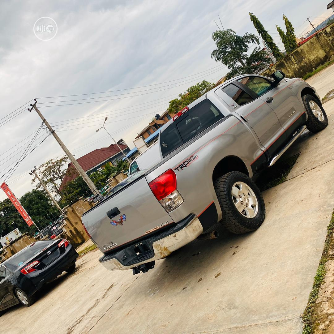 Toyota Tundra 2007 Gray | Cars for sale in Ojodu, Lagos State, Nigeria