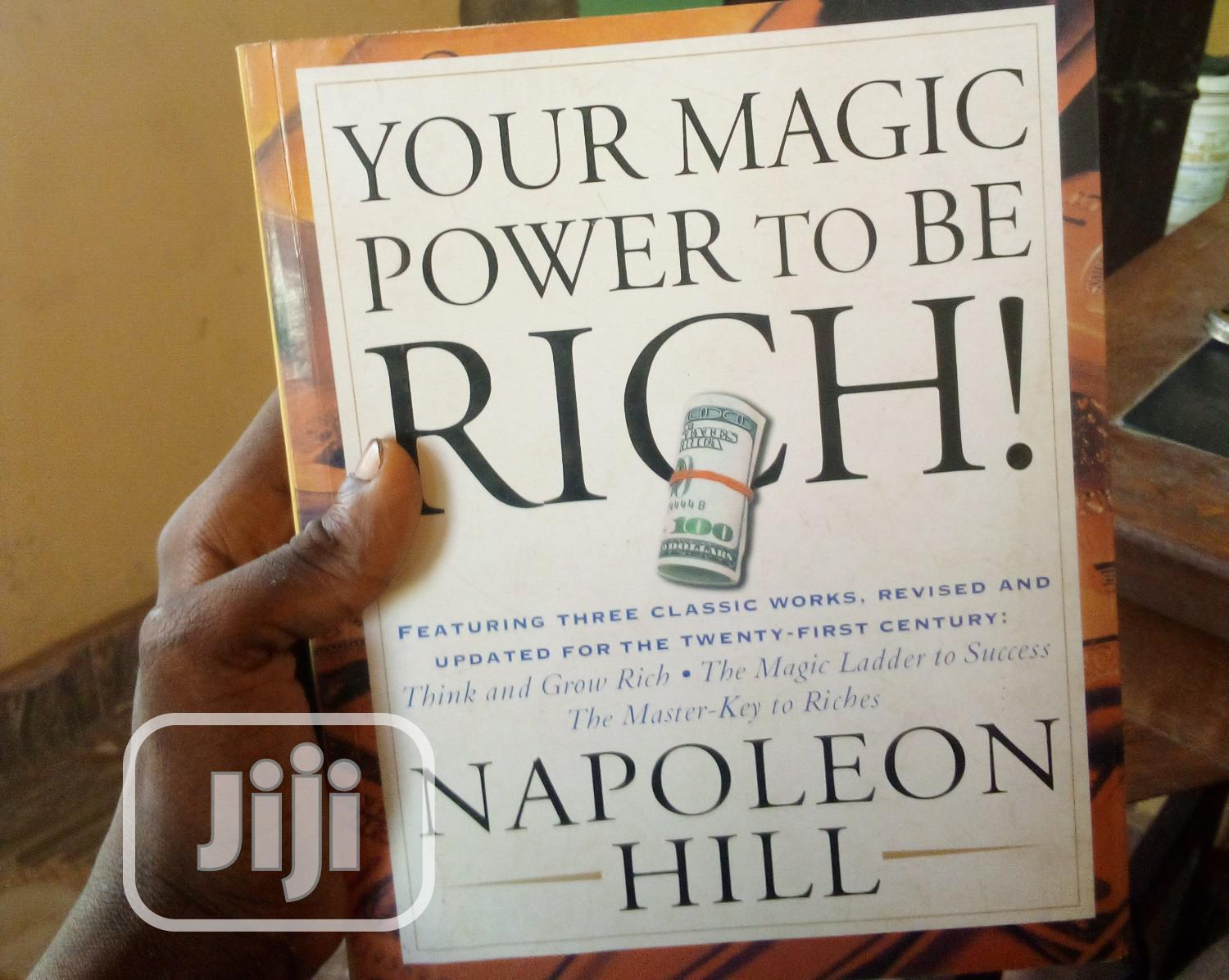 Archive: Your Magic Power to Be Rich by Napoleon Hill