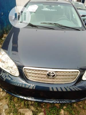 Toyota Corolla 2004 LE Blue   Cars for sale in Lagos State, Isolo