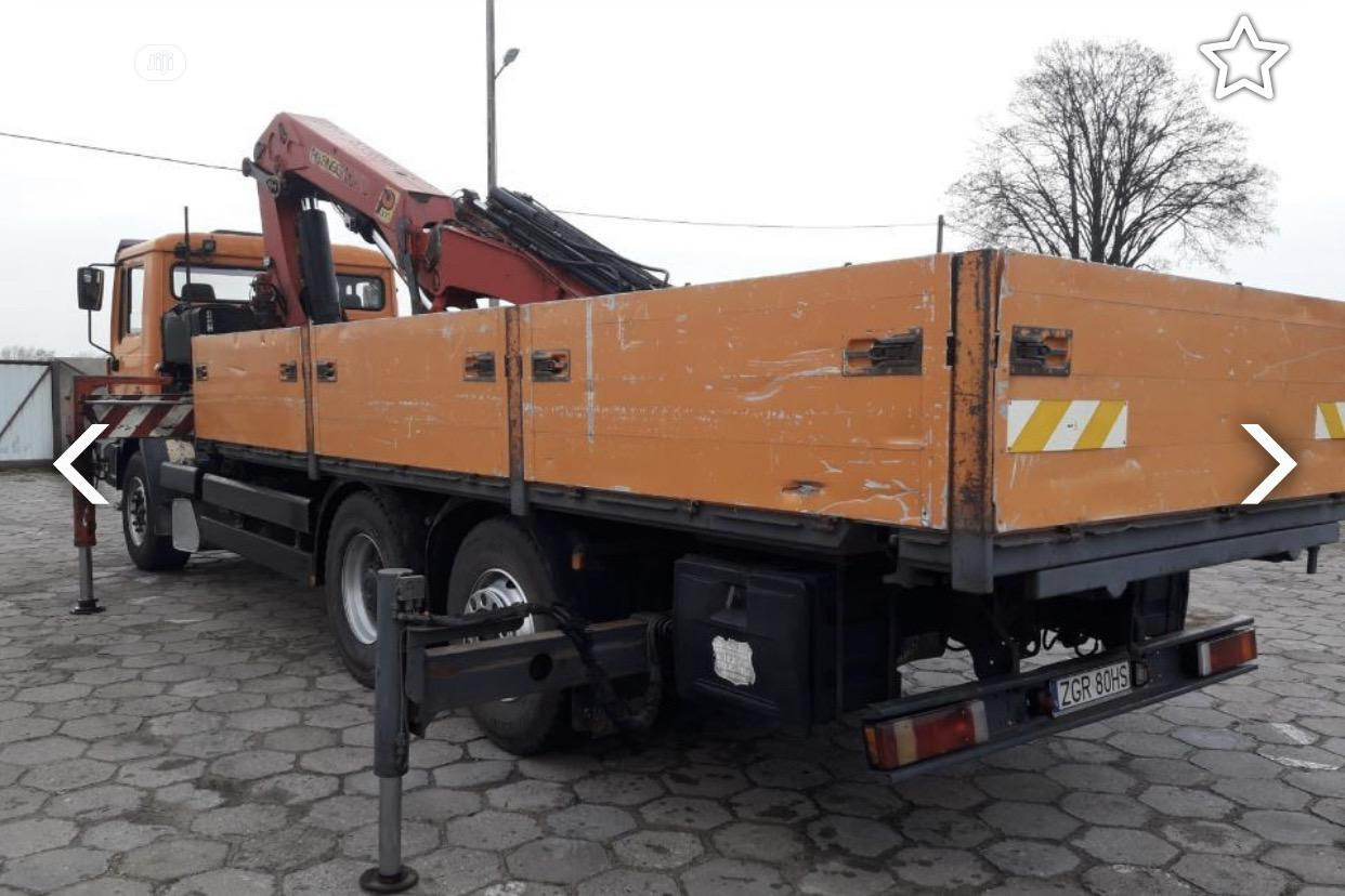 Man With 10ton Crane | Trucks & Trailers for sale in Amuwo-Odofin, Lagos State, Nigeria