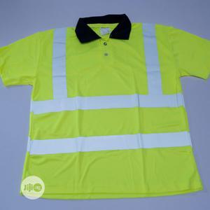 Safety Reflective Polo | Safetywear & Equipment for sale in Lagos State, Lagos Island (Eko)