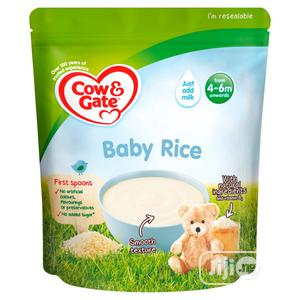 Cow Gate Baby Rice Cereal 100g 100g × 5 × 1 | Meals & Drinks for sale in Kwara State, Ilorin West