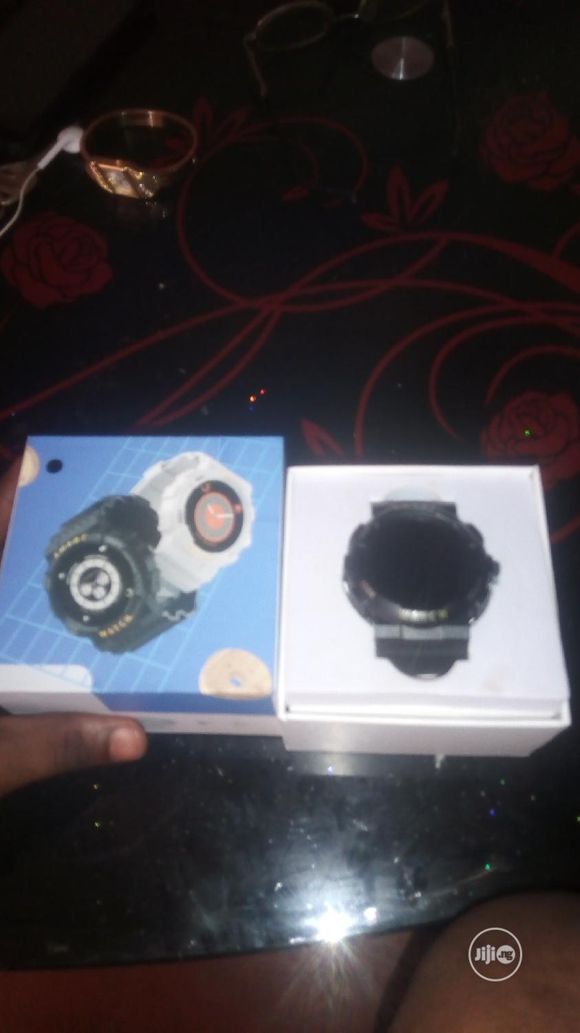 New Brand Smart Watch With Good Functions | Smart Watches & Trackers for sale in Akure, Ondo State, Nigeria