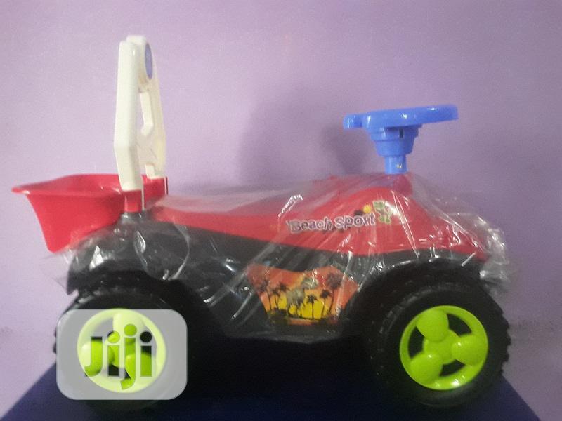 Ebale Toy Car