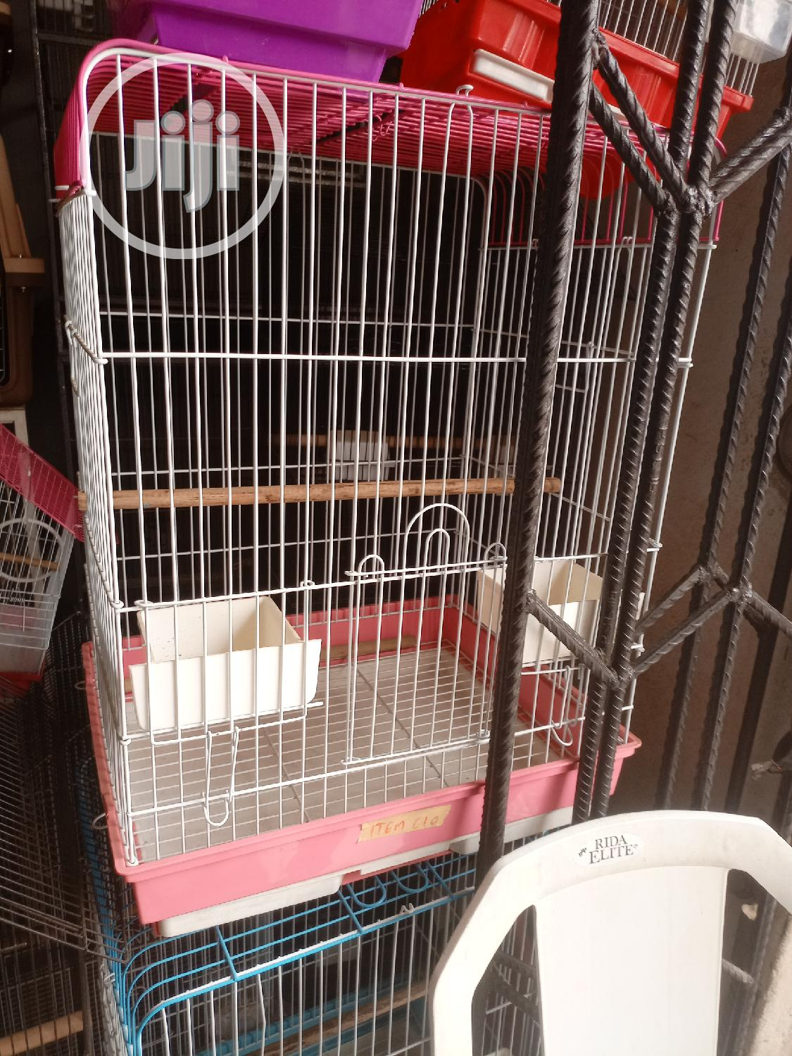 Large Metal Iron Canary Bird Breeding Cages
