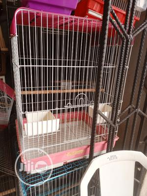 Large Metal Iron Canary Bird Breeding Cages   Pet's Accessories for sale in Lagos State, Ifako-Ijaiye
