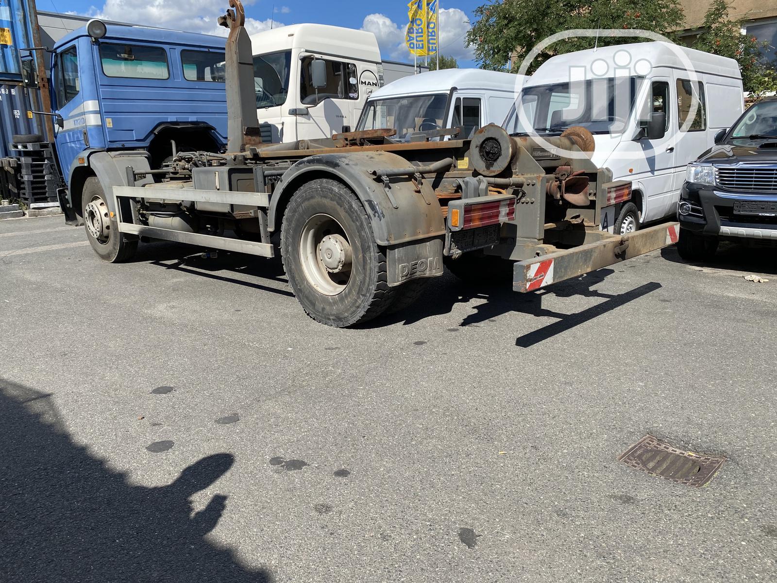 Mercedes 1820 Abroll   Heavy Equipment for sale in Amuwo-Odofin, Lagos State, Nigeria