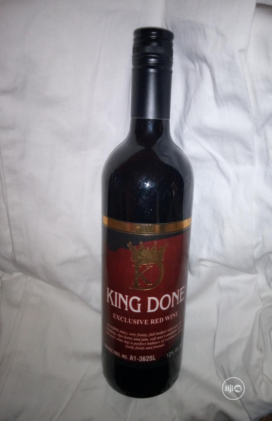 Archive: Red Wine(Kingdone Exclusive Red Wine)