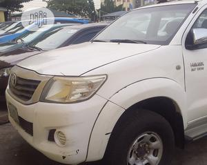 Toyota Hilux 2009 White   Cars for sale in Lagos State, Ojodu