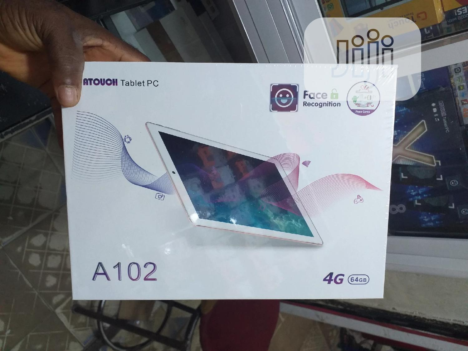 Archive: New Atouch A102 64 GB Blue