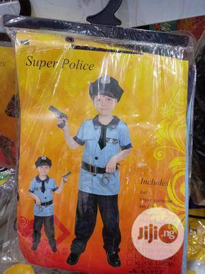 Super Police Costume   Toys for sale in Lagos State, Apapa